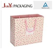 Hot sale eco friendly unique designed shopping bag low cost paper bag
