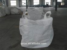 Flat Bottom Bottom Option (Discharge) and Side-Seam Loop Loop Option (Lifting) pp super sacks