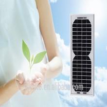 mini solar kit 5w mono panel