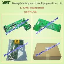 Printer Spare Parts Laserjet printer 5200 Formatter Board Logic Card Main Board Q6497-67901