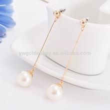 Usine directement prix, Glod electroplate avec perle designs