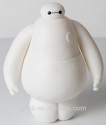 2015 alibaba china anime figure baymax big bero 6 free 3D movie