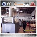 Físico puro boa de serviços pós-venda HCY de óleo waste do motor destilação dispositivo