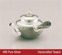 210 g long handle teapot , metal teapot , customized teapot