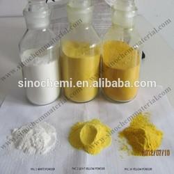 Manufactureing PAC white yellow brown powder polyaluminium chloride msds