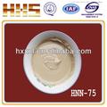 75% al2o3 embestida mezcla con alta pureza bauxita morteros refractarios