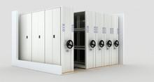 2015 Mobile Filing Storage Cabinet