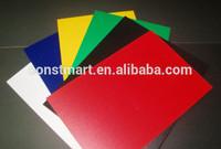 popular product glossy black self adhesive pvc film