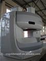Anti - a la corrosión de fibra de vidrio / frp / grp aparato médico cubiertas del punto negro