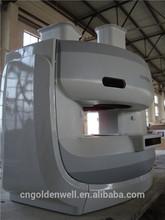 Anti-corrosion fiberglass/frp/grp medical apparatus casings