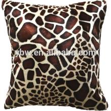 Milk Cow Print Retro Sofa Covers, Vintage Cushion Cover, Thai Pillow