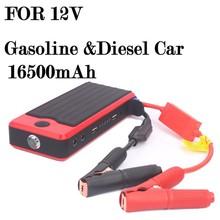 Emergency tool used car battery 16500mAh jump starter power bank for 12v diesel gasoline SUV,RV,Van,Limousine