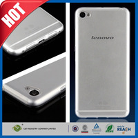 C&T 2015 Most Popular soft clear slim tpu protective case for lenovo sisley s90