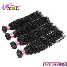 XBL New Arrival 7A Virgin Human Hair Afro Kinky Human Hair For Braiding