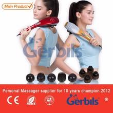massage hammer ABS material and streamline design handheld best infrared massage hammer