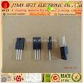 Hecho en China componentes electrónicos TIP122 NPN 2w 5A DIP agujeros pasantes TO-220 transistores de objetivos generales