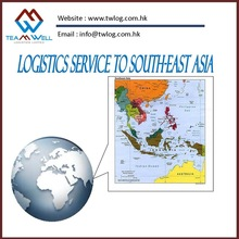Sea Freight Service and Agents in China