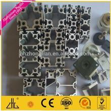 Wow!! Aluminium railing profiles manufacturer/makerslide aluminium profile catalog factory/anodized makerslide aluminium profile