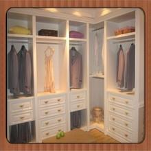 modern design high technic white classic closet