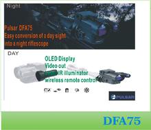 Pulsar DFA Digital Night Vision Riflescope Attachment Easy conversion of a day sight into a night riflescope. video,wire;ess.IR