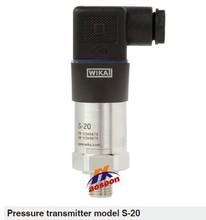 WIKA Superior pressure transmitter for general industrial S-20 &High Quality Air Differential Pressure Transmitter, Sensor, Tran