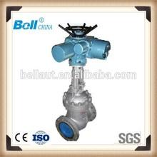 Soft sealing cast iron stem gate valve