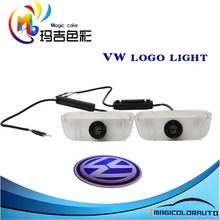 Wireless No Drill Type Led Laser Door Shadow Light Welcome Projector Light Led Car Door Logo VW Courtesy Light