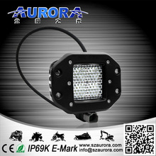 Hotsale 10w 2 inch Diffusion flood work light offroad led bar