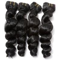 "Good Feedback Genuine 22""(3pcs)Brazilian Human Ali Express Hair"