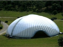 New design custom inflatable tent/shaped as Mongolian Yurts