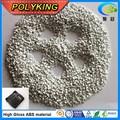 Matérias-primas plásticas de pellets de plástico abs de alta- gloss abs granulado