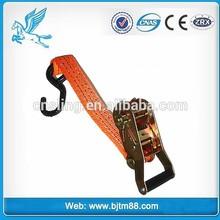 Trade Assurance 100mm Factory Direct reverse ratchet tie down straps