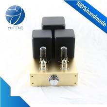 2014 Handmade Integrated Single-ended Tube ahuja amplifier SE-6V6