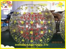 Zorbing knocker ball, inflatable zorbing ball China factory