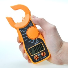 Digital Multimeter Electric Clamp Ampere AC DC Voltage Current Tester Tool MT87