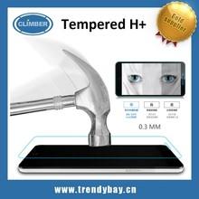 Bepak brand 0.3mm H+ tempered glass screen protector for micromax yureka
