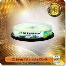 Cd-R Printable 80 Minutess 700Mb Printable Blu Ray 25Gb Empty Printable Cd-R 700Mb 1-56X