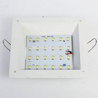 200x200mm 15w Dimmable Led Round Panel Light Cob Led Ceiling Light China Led Panel Light