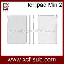 3D sublimtion cover cases for Ipad mini2,3d sublimation blank cases for ipad mini2