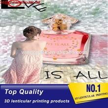Good lenticular effect lenticular printing poster 3d poster printing 3d lenticular poster printing