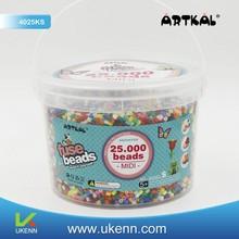 ARTKAI perler beads and hama beads educational toys 4025K Shama plastic bead promotional toy