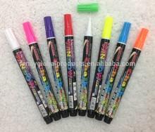 School Supplies Popular Liquid Chalk Marker Pen LED Window Marker Erasable