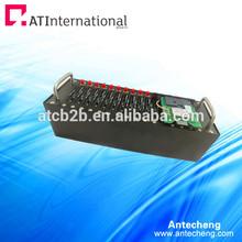 Usb gsm modem q2406b gsm16 ports modem pool fastrack gprs gsm modem
