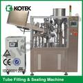 tubo de enchimento automático da máquina