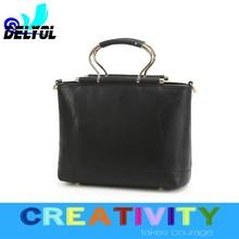 Top zip closure 2015 super hot new fashion tote clutch/ message bag/handbag/cross bag
