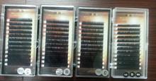 REAL MINK FUR LASH EXTENSION popular 100% pure natural volume mink fur eyelashes