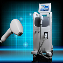 Popular Short duration/period/time delivery 808nm Diode Laser hair removal machine with 12.4 inch large LCD touch screen easy to