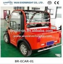 a mini cargo electric car