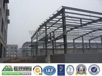 Industrial Construction Building Steel Frame Plant Shed