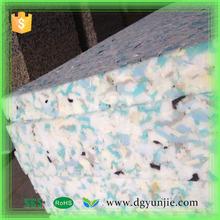 High quality polyurethane used Foam for memory foam mattress